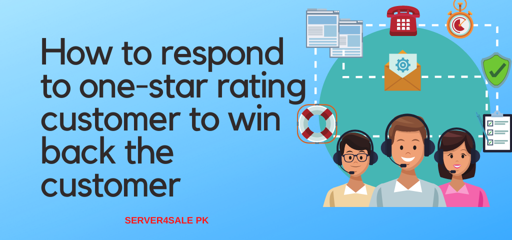 How to respond the customers to win back customer trust